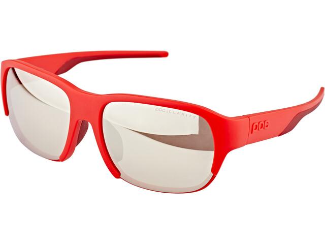 POC Define Occhiali da sole, prismane red